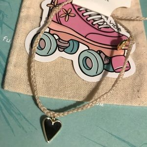 Pura Vida Petite Heart Bracelet!